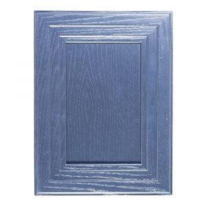 Мебельный фасад БИБЛИО-45-ФОРВАРД из массива древесины + матовая краска