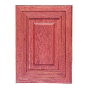 Мебельный фасад БИБЛИО-45-МОДЕРН из массива древесины + краситель + матовый лак
