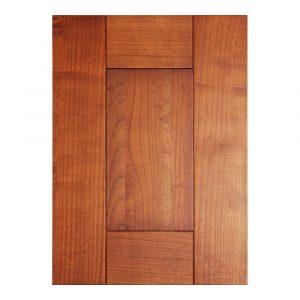 Мебельный фасад ФОРВАРД из массива древесины + краситель + матовый лак