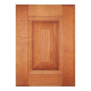 Мебельный фасад ИТАЛЬЯНО из массива древесины + краситель + матовый лак
