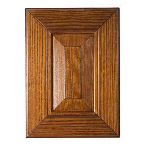 Мебельный фасад КОЛОМНА-45-ИТАЛЬЯНО из массива древесины + краситель + матовый лак