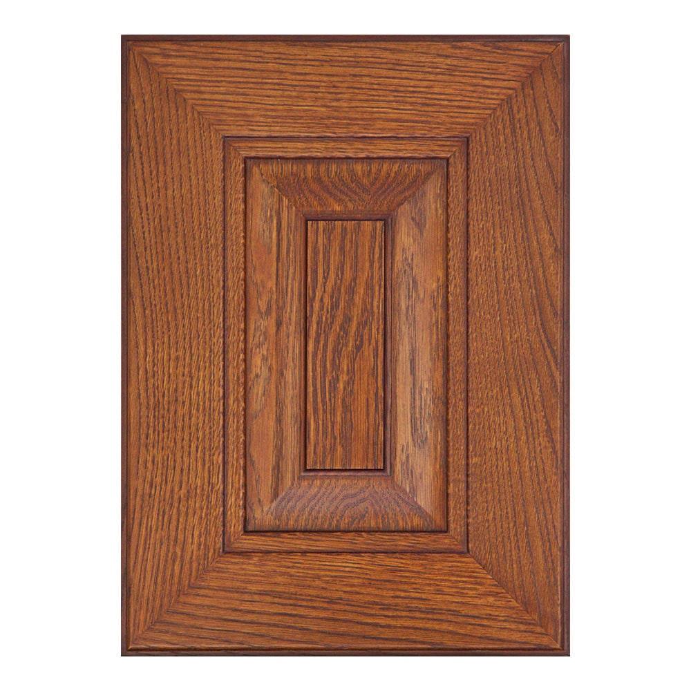 Мебельный фасад КОЛОМНА-45-КЛАССИКА из массива + краситель + матовый лак + патина
