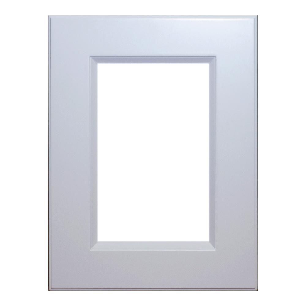 Мебельный фасад КОРСИКА витрина МДФ 1
