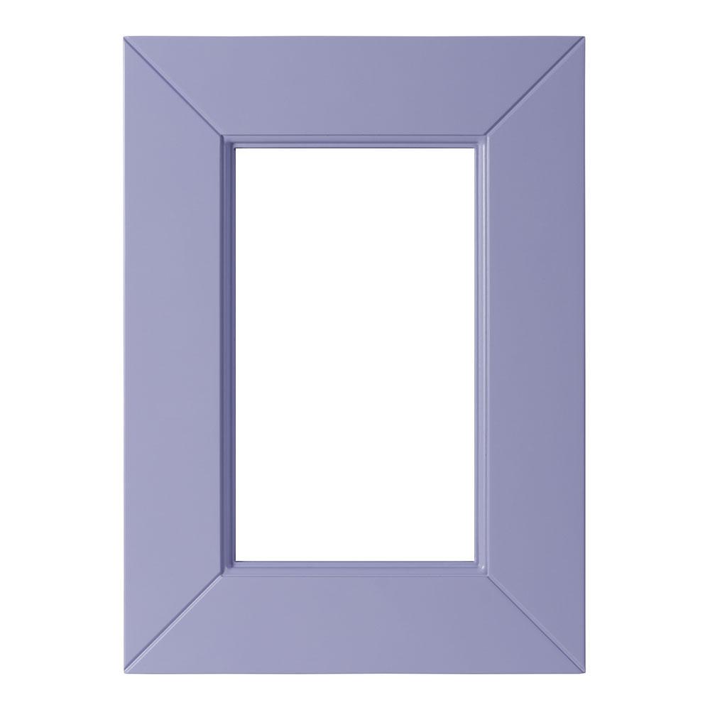 Мебельный фасад КРАФТ витрина МДФ 2